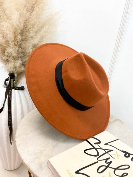 FEDORA FALL 2020 ROUILLE