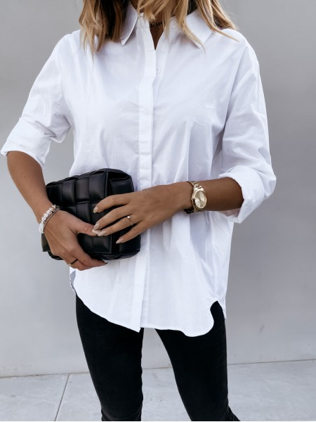 CHEMISE MUST HAVE WHITE