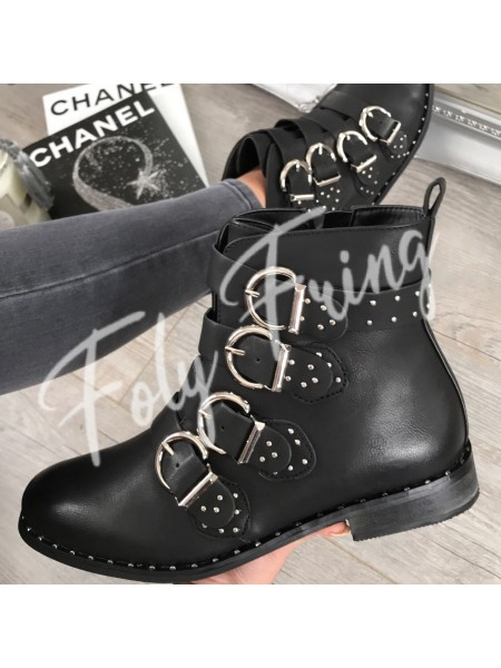 *** BOOTS MUST HAVE FASHIONISTA BLACK***