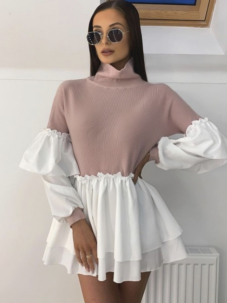 ROBE BIMATIERE MUST HAVE PINK