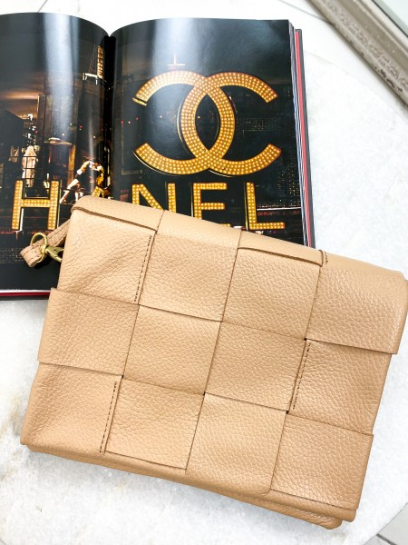 SAC 100% CUIR MUST HAVE NUDE