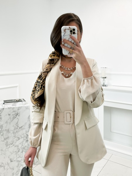 BLAZER WORKING GIRL NUDE