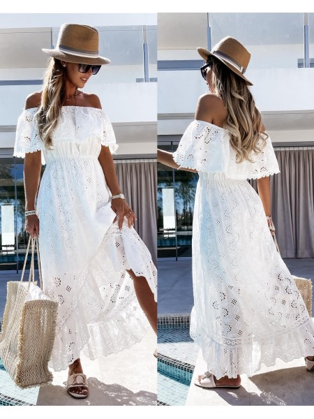 COLLECTION BOHEME MAXI ROBE...