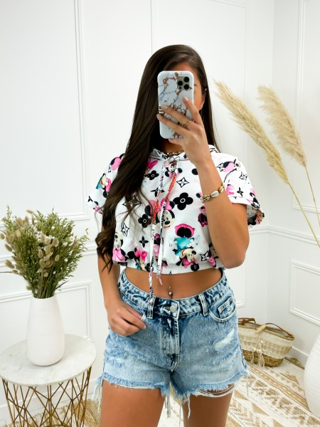 SWEAT CROPPED INSPI...