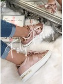 ***SNEAKER FASHIONISTA ROSE GOLD***
