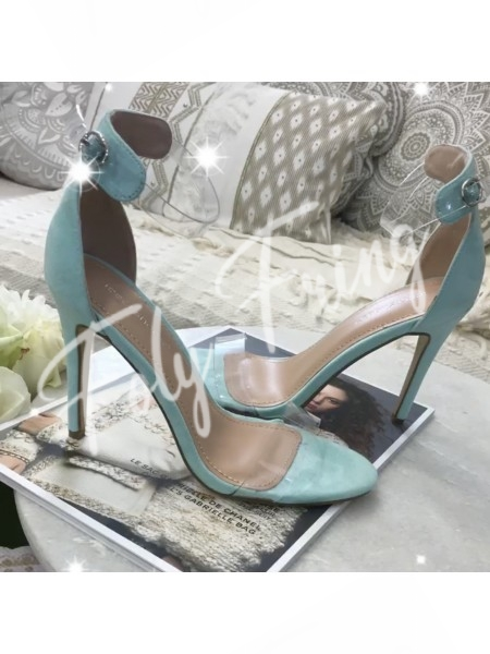 ***SANDALES SUMMER TURQUOISE***