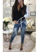 *** JEANS SKINNY PREMIUM COLLECTION LIGHT BLUE***