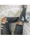 ***JEAN SKINNY DESTROY GREY DENIM PREMIUM COLLECTION***