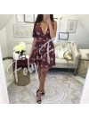 *** ROBE GIRLY CARLA EXCLUSIVE PRUNE ***