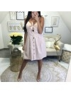 *** ROBE GIRLY ROSE TENDRE***