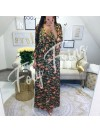 *** COLLECTION PRIVEE KAMILA MAXI ROBE BOHEME***