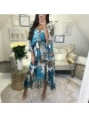 *** COLLECTION PRIVEE KAMILA MAXI ROBE LEOPARD ***