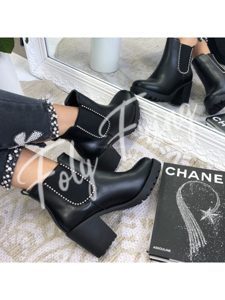 *** BOTTINES MUST HAVE FASHION NEW SEASON COLLECTION***