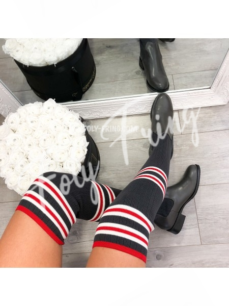 *** BOTTES GIRLY CHIC BLACK NEW SEASON COLLECTION ***