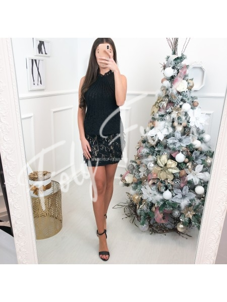 *** JUPE GOLDEN SEQUINS CHRISTMAS EDITION ***