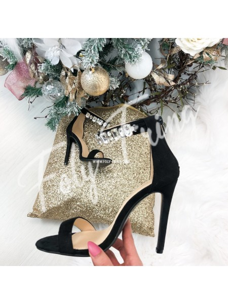 *** SANDALES DIAMOND BLACK CHRISTMAS EDITION ***