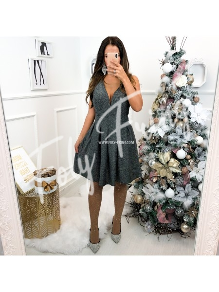 *** ROBE PATINEUSE IRISEE SILVER CHRISTMAS EDITION ***