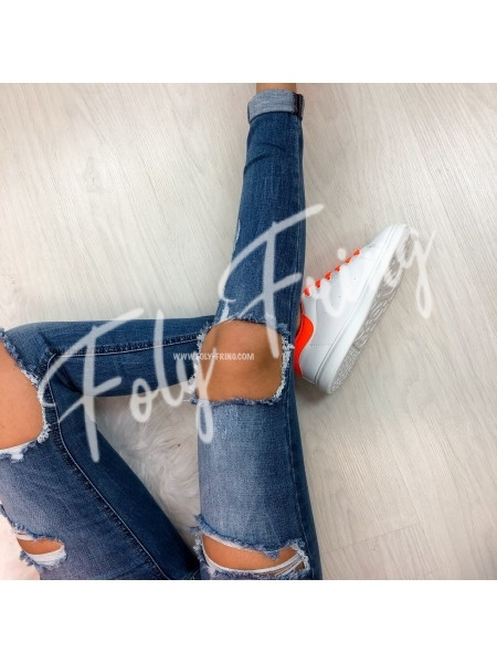 ***JEANS DESTROY LIGHT BLUE  ****