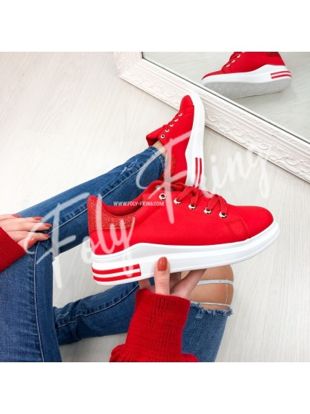 *** SNEAKERS RED ***