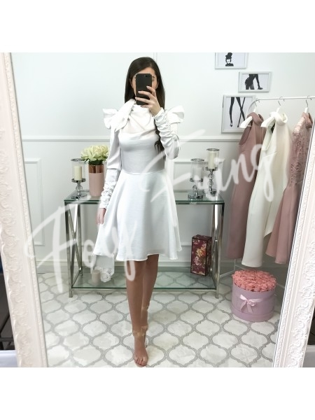 *** COLLECTION LIMITEE ROBE CEREMONIE WHITE ***