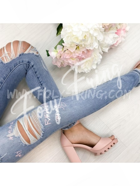 *** JEANS PREMIUM I WILL STAY WITH YOU ***