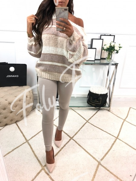 ***  PULL MAILLE IRISEE...