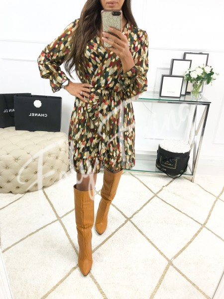**** ROBE MOUSSELINE FALL'S...