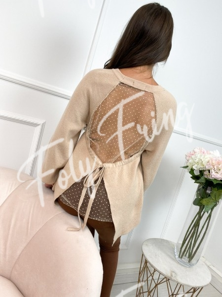 PULL DOS PLUMETIS NUDE
