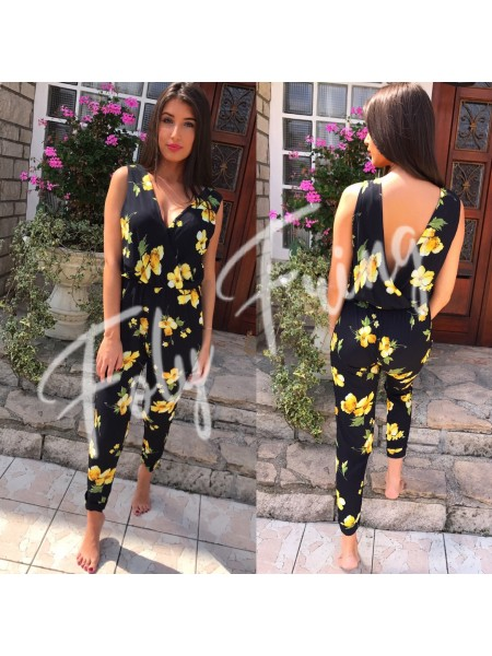 COMBIPANTALON YELLOW SUNSHINE *** SUMMER EDITION LIMITEE 2017***