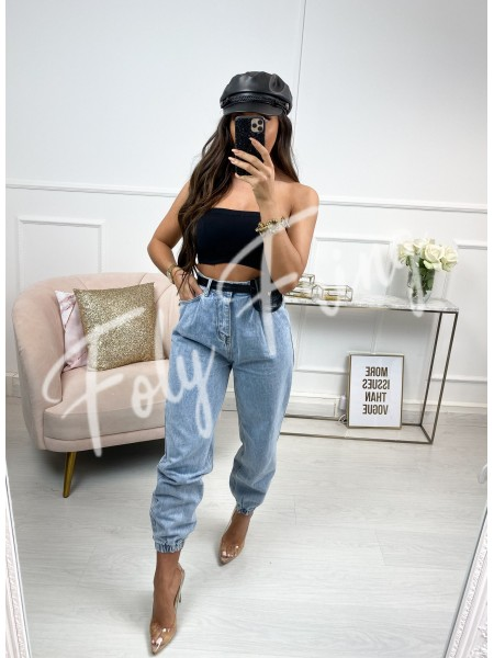 JEANS FASHIONISTA LIGHT BLUE