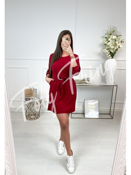 ROBE FASHIONISTA A NOUER WINE