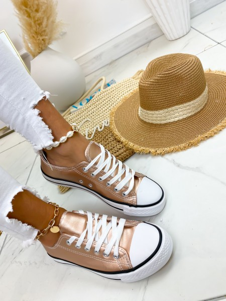 SNEAKERS FASHIONISTA ROSE GOLD
