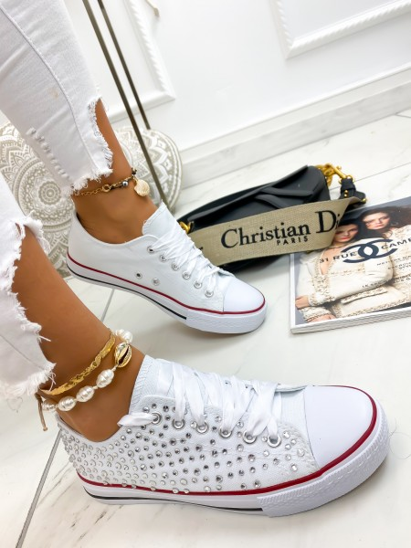 SNEAKERS FASHIONISTA STRASS...