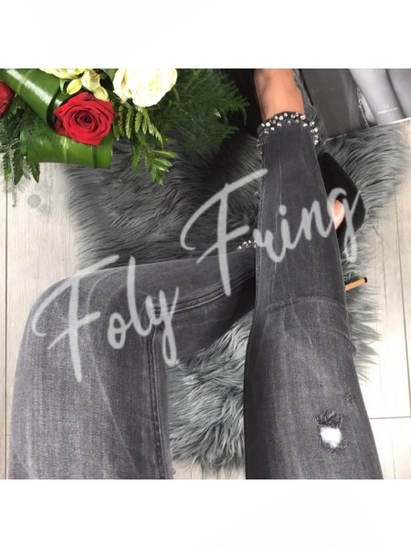JEANS SKINNY STRASS ****NEW SEASON COLLECTION****
