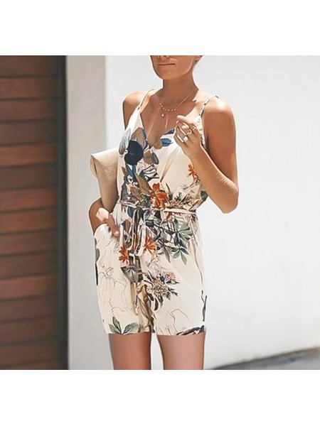 COMBISHORT A NOUER FLOWERS...