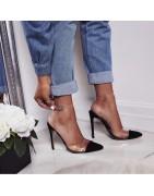 Chaussures femme tendances et pas chères