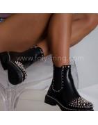 Boots femme tendances et pas chères