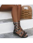 Sandales femme tendances et pas chères